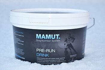 MAMUT Pre-run drink 1500g