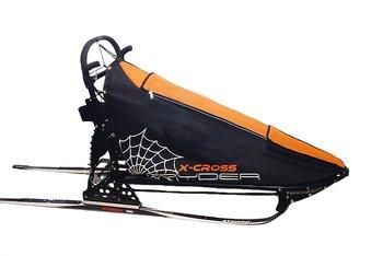 Rotter Spyder X-cross (Beställningsvara) Medeldistans släde