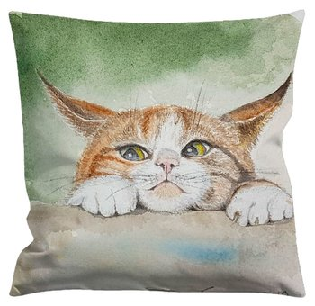 Cushioncover Cat 40x40 cm