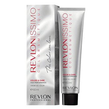 Permanent hårfäg - creme Revlonissimo Color Revlon (60 ml), Färg: 1 - black 60 ml