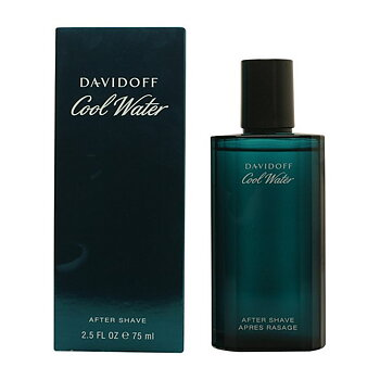 After Shave Cool Water Davidoff, Kapacitet: 125 ml