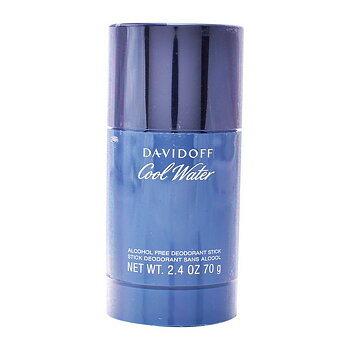Stick Deodorant Cool Water Davidoff, Kapacitet: 70 g