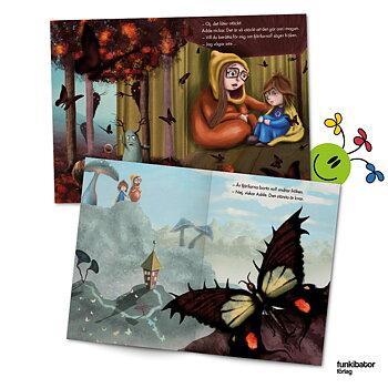 Addes bok - De svarta fjärilarna