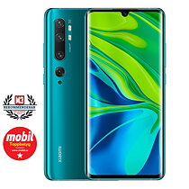 Xiaomi Mi Note 10 Pro 256 GB Aurora Green