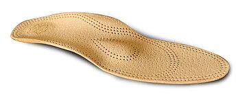 Skohälsan Skinnsula med hålfotsstöd