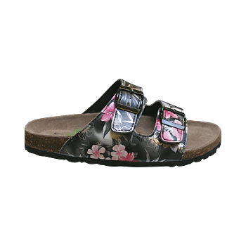 Evergreen 559-7024 223 Black Pink Floral