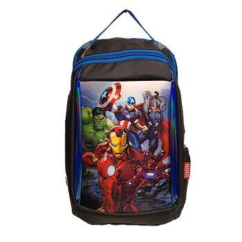 Marvel Avengers Ryggsäck Svart-Blå