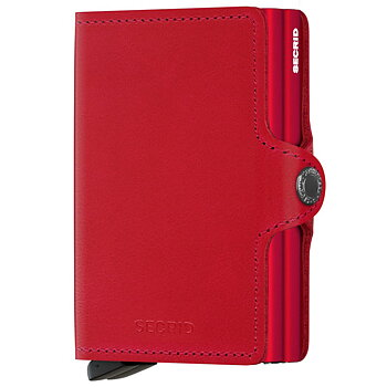 Secrid Twinwallet Original Red Red - Plånbok