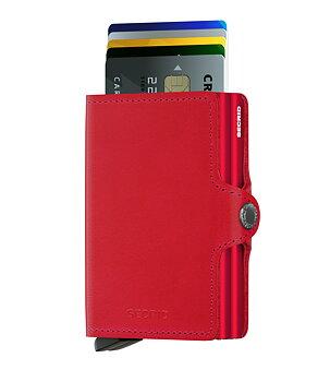 Secrid Twinwallet Original Red Red - Plånbok