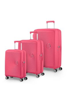 American Tourister Soundbox 3-Set Resväskor