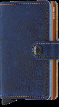 Secrid Miniwallet Indigo 5 Skinnplånbok