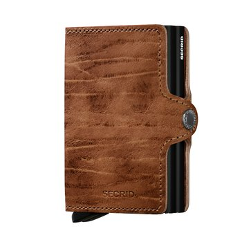 Secrid Twinwallet Dutch Martin Whiskey Skinnplånbok
