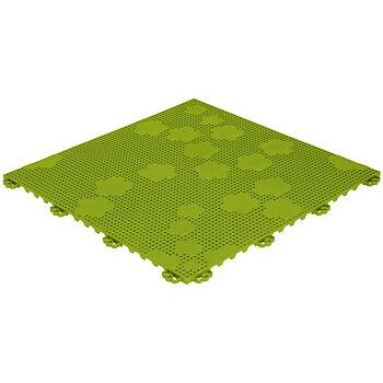 Golvplatta DAISY Grass Green