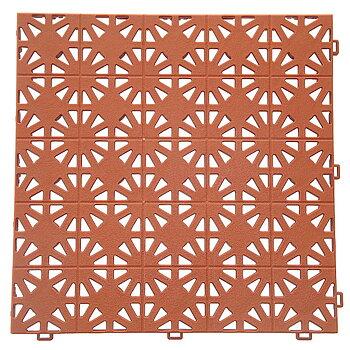 Golvplatta HESTRA Terracotta