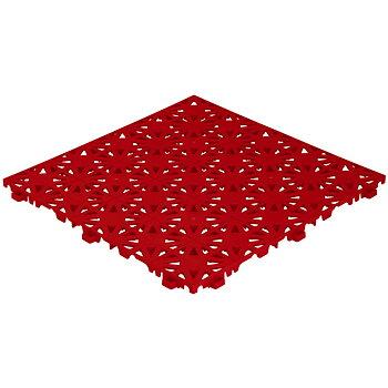 Golvplatta HESTRA  Coral Red