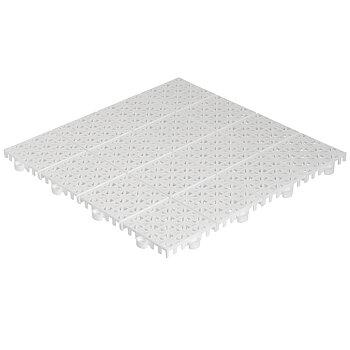 Golvplatta UNIVERSA Pearl White