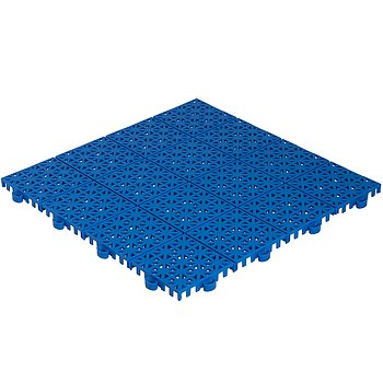 Golvplatta UNIVERSA Blue Play