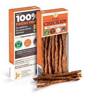 Hundgodis Pure Kyckling Sticks 50 gram