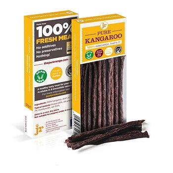 Hundgodis Pure Känguru Sticks 50 gram