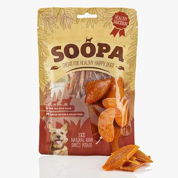 Hundgodis Soopa Sötpotatisbitar 100 gram