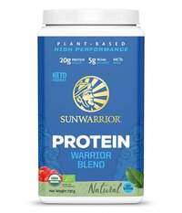 Sunwarrior Protein Warrior Blend Natural 750 g