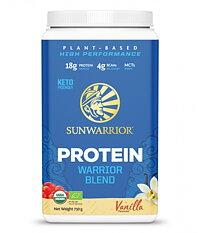 Sunwarrior Protein Warrior Blend Vanilj 750 g