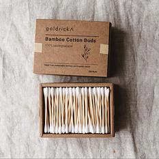 Goldrick Bamboo Cotton Buds