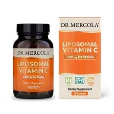 Dr Mercola Liposomal C-vitamin, 60 kapslar