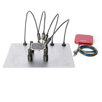 PCBite kit with 4x SP10 probes and test wires