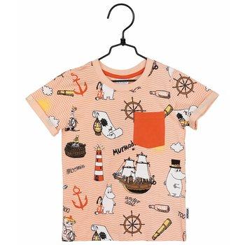 Aprikosfärgad t-shirt - Mumin