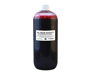 Aronia Råsaft Superkoncentrat, 1 liter