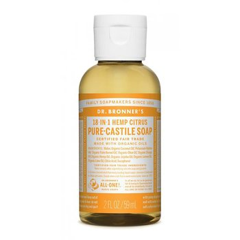 Dr Bronner's Pure Castile Liquid Soap Citrus EKO 59 ml