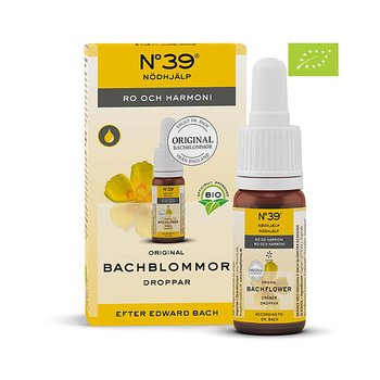 Dr Bach No 39 Nödhjälp 10ml