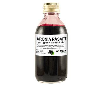 Aronia Råsaft Superkoncentrat 200 ml - PASSERAT BÄST FÖRE