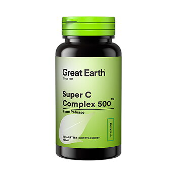 C-Vitamin complex 500, 500 mg - 60 tabletter