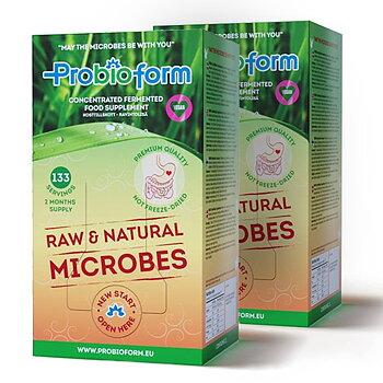 Probioform - mjölksyredryck 2 liter, 2-PACK