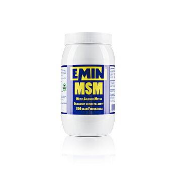 Emin MSM pulver 500g