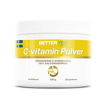 C-vitamin pulver 250g
