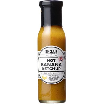Hot Banana Ketchup - Sinclair Conditments Co