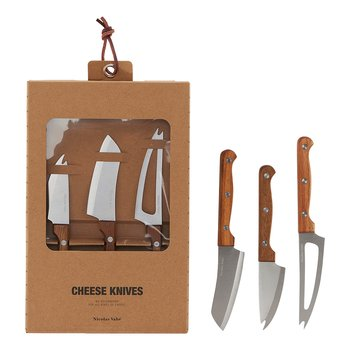 Nicolas Vahé Cheese Knives