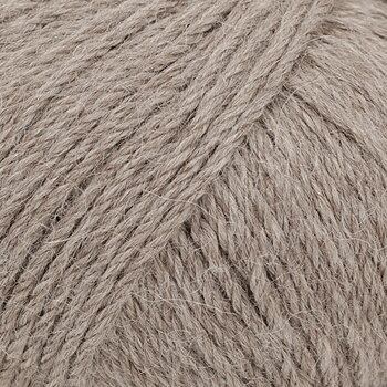 Drops Puna Natural Mix 04 gråbrun