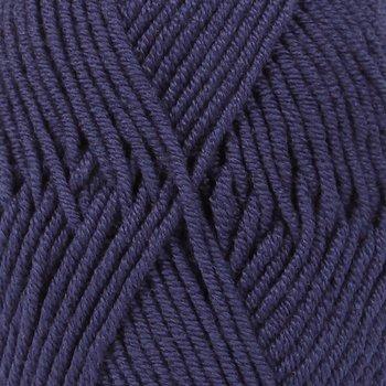 Drops Merino Extra Fine Uni Colour 27 marinblå