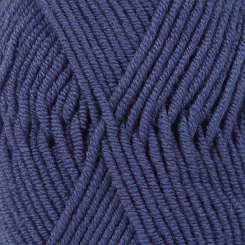 Drops Merino Extra Fine Uni Colour 20 mörkblå