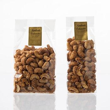 Kanderade Cashewnötter