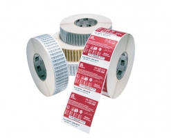 label roll, thermal paper, 56x25mm
