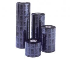 ARMOR thermal transfer ribbon, APR 6 wax/resin, 154mm, black