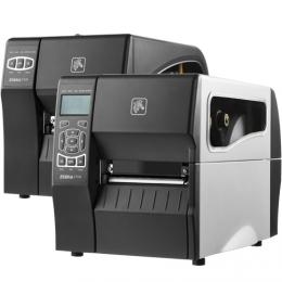 Zebra ZT230, 8 dots/mm (203 dpi), cutter, display, EPL, ZPL, ZPLII, USB, RS232, Ethernet