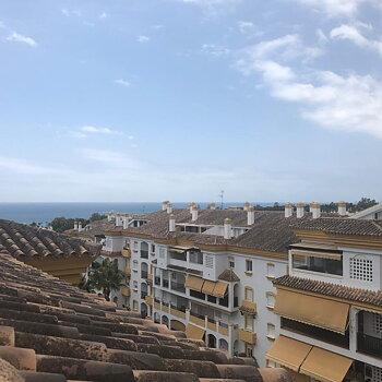 Takvåning salu Nagueles Marbella 4 sovrum