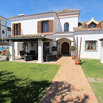 Продажа дом Сан Педро Марбелья 5 спален