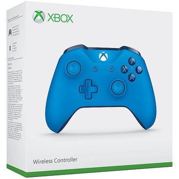 Microsoft Xbox One Wireless Controller S - Blue (Xbox One/PC)